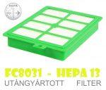 FC8031 filter - UTÁNGYÁRTOTT - Philips HEPA 13