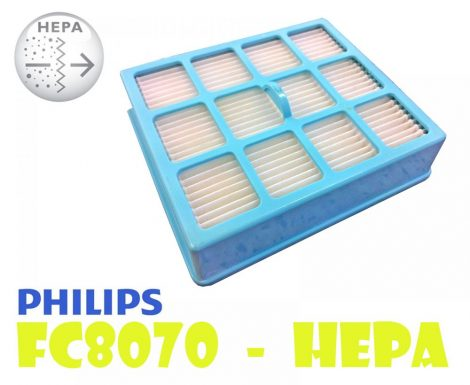Philips FC8070 - HEPA filter