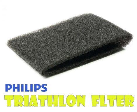 Philips FC6004 THRIATLON takarítógépbe HABSZŰRŐ
