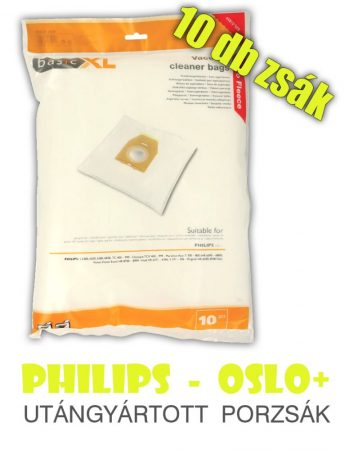 Philips OSLO utángyártott porzsák - BXL51859