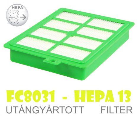 FC8031 filter - UTÁNGYÁRTOTT - Philips HEPA