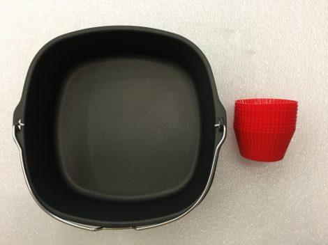 Philips HD9952/00 sütő tál+muffin forma - XXL airfryerhez