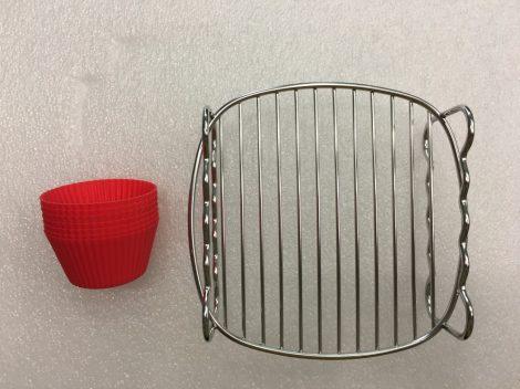 Philips HD9904/01 saslik rács+ muffin forma